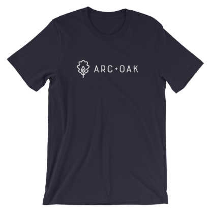 Picture of A+O Horizontal Logo T-Shirt (Navy)