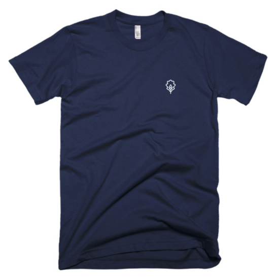 Picture of A+O Logo T-Shirt (Navy)