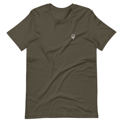 Picture of  A+O Logo T-Shirt (Army)